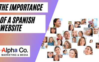 The Importance of a Spanish Website