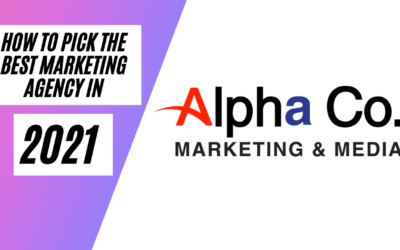 How to pick the best marketing agency in 2021